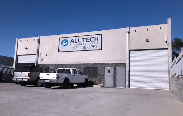 alltech appliance repair columbus
