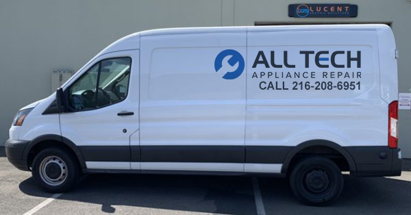 cleveland appliance repair van
